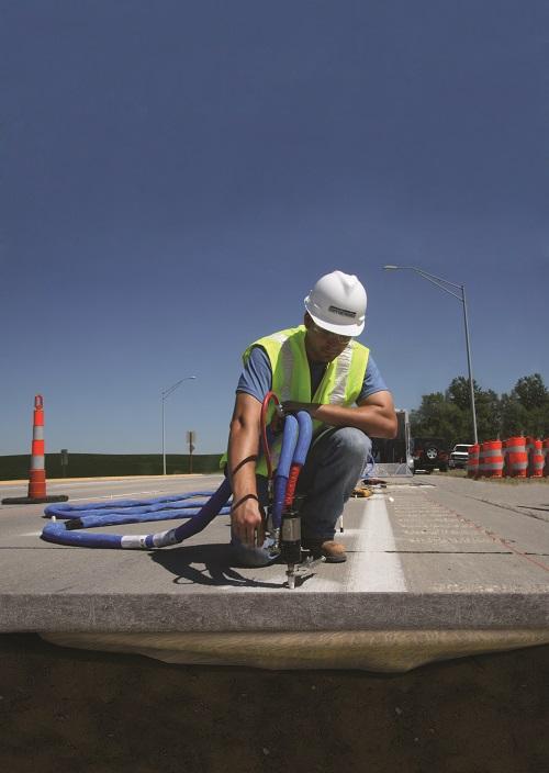 Ca Commercial Concrete Slab Leveling Lancaster