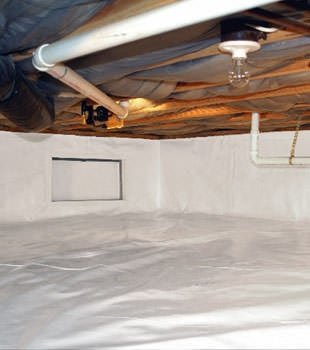 crawl space repair system in Santa Ana