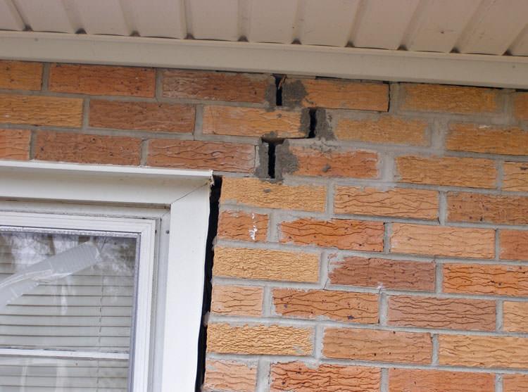 Foundation Cracks Repair In Southern California